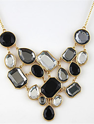 Kayshine  Fashion Crystal Stone Collar Alloy Designs Jewelry  Necklaces