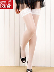 Shuxuer ® Women Lace/Polyester Ultra Sexy Silk Stockings