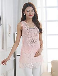 Mini - Vestido - Renda - Cinto Não Incluso