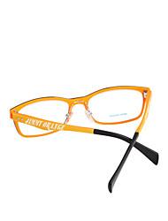 jimmy naranja [lentes libres] gafas de ordenador rectángulo lleno-borde