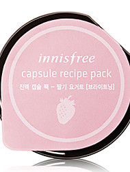 Innisfree Capsule Recipe Pack - Strawberry Yogurt 10mlx2 IN0257