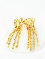 Westernrain Fashion Retro Charm Tassel Earrings  Good quality Stud Earrings For women Girl