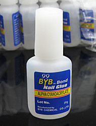 1PC High Quality Clear Acrylic French Nail Art Glue Quick-dry Nail Glue for Nail Decorations