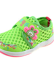 Baby Shoes Outdoor/Casual Synthetic Fashion Sneakers Green/Red