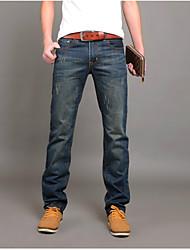 Cool beauty Men's Bodycon/Casual Jeans (Cotton)