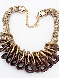 la mode tissé à la main Joker collier de Boximiya femmes