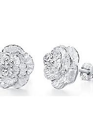 Deal Women's The Cherry Blossom Of Love Stud Earrings