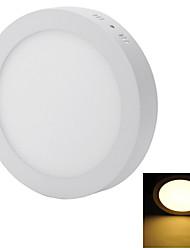 18W Plafonniers 90 SMD 2835 1300-1600lm lm Blanc Chaud / Blanc Froid AC 85-265 V 1 pièce