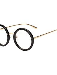 Runde klassischen Retro-Vollrandbrillen