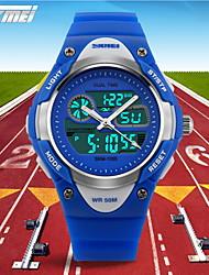 Cuarzo Japonés - para Niño - Analógico-Digital - Deportes - Reloj de pulsera -