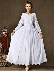Women's Vintage Elegent Long Evening Maxi Dress