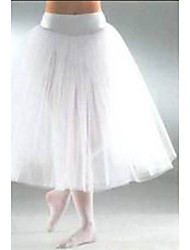 White Romantic Long Tutu on a Basque More Colors for Ladies and Girls