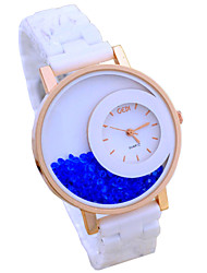 mme. sables mouvants version coréenne strass montres (couleurs assorties)