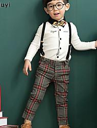 Pantalones Boy - Todas las Temporadas - Algodón