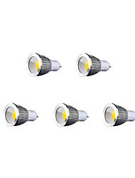 ZDM ™ 5 pezzi bestlighting GU10 7 w 1 x cob 600 lm k bianco caldo / freddo bianco / bianco naturale Par Par luci AC 85-265 v