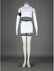 Naruto Seven Tail Short Column Force Fu Vest Suit Men And Women