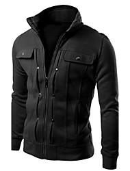 Langarm - MEN - Pullover mit / ohne Mützen ( Baumwolle )