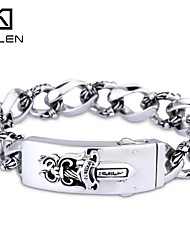 Kalen Men's Jewelry Hot Sale Jewelry Stainless Steel Bracelet