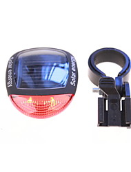 Outdoor Egg Shape Cycling Tail Warning Light(The solar energy)