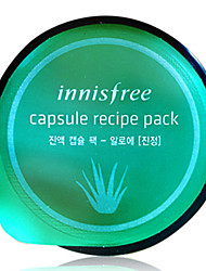 Innisfree Capsule Recipe Pack - Aloe 10mlx2 IN0251