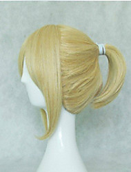 Woman's Synthetic Hair Wigs Short Straight  Natural Animated Wigs Blonde Cosplay Wig Party Wigs