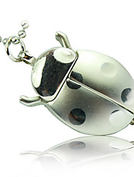 Women's New Explosion Silver Ladybug Shape Fashion Chain Table Table Sweater Chain Necklace Watch Cool Watches Unique Watches