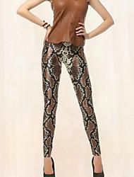 Dun - Polyester/Spandex - Legging - Vrouw - Legging