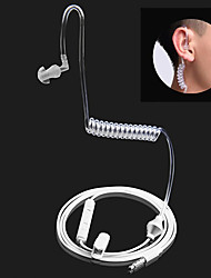 Cwxuan™ AQ-35 3.5mm Air Tube Anti Radiation Earphone/Mic for iPhone 6/5S Samsung S4/5 HTC and Others