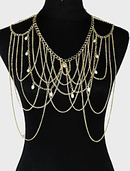 Women's Fashion Beautiful Luxury Body Chains
