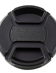 MENGS® 58mm Snap-On Lens Cap Cover With String / Leash For Nikon Canon And Sony