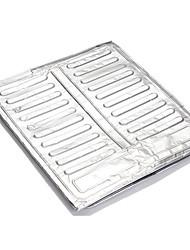 Water Resisting Kitchen Oil Aluminum Foil Cooking Baffle Oil Separating Paper 38X78CM
