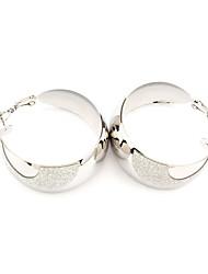 YEMI WOMEN'S Fashion Round Earrings