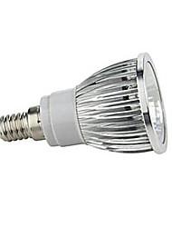 1 pcs E27 5W 1COB 450-500 LM 2800-3500/6000-6500K Warm White/Cool White Spot Lights AC 85-265V