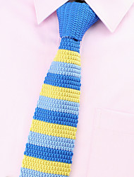 SKTEJOAN®Korean Fashion Color Matching Striped Students Narrow Ties(Width:5CM)