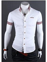wans camisa causual moda
