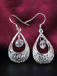 Cara  Fashion 925 silver jewelry sales exquisite Earrings