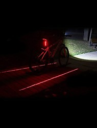 Mountain Bike Laser LED Light