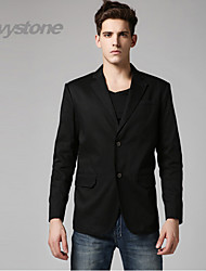 2015 new designer NAVYSTONE businessman leisure suit,fashionable&easy care