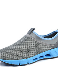 Men's Shoes Casual/Athletic Nylon Athletic Shoes Gray/Taupe