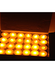 Wedding Décor 1 PCS LED Tealight Candles Light Battery for  Birthday Party Decoration