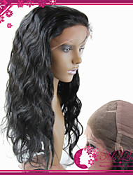 "Promotion Top Quality Human Hair Full Lace Wigs 130% #1 #1B #2 #4 Body Wave Glueless Wigs 10""-30"""