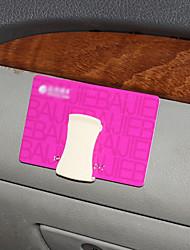 shunwei®car carte d'affaires connexion 3m du véhicule de support de colle crochet (choix de couleur)