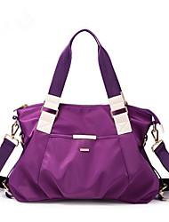 Bensjiaos Korean Designed Leisure Nylon Evening Handbags/Hobos/Shoulder Bags/Top Handle Bags