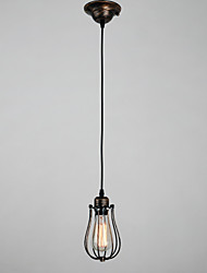 Country Style Mini  Lamp,1Light Retro