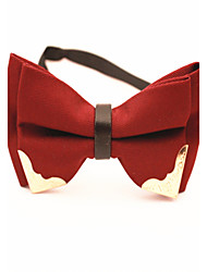 The New Cotton Bow Tie Dark Red Wine Red Sapphire Blue More Colors