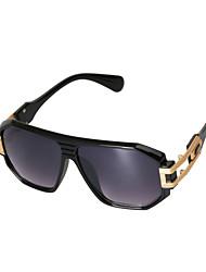 Gafas de Sol mujeres's Elegant / Moda De Gran Tamaño Negro / Leopardo Gafas de Sol Completo llanta