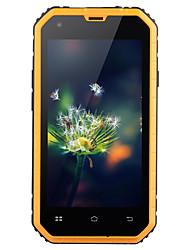 "NO.1 M2 4.5 "" Android 5.0 3G Smartphone (Dual SIM Quad Core 1.3 MP 1GB + 8GB 3G/Bluetooth3.0 Waterproof)"