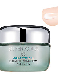 Missha супер Aqua Marine стволовых клеток Lucent definding крем 50 мл