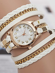 Z.xuan Women's  Steel Band Analog Quartz Casual Watch More Colors Cool Watches Unique Watches