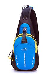 Umhängetasche Brusttasche für Camping & Wandern Reisen Radsport Sporttasche Wasserdicht Multifunktions Telefon/Iphone Tasche zum Joggen 5